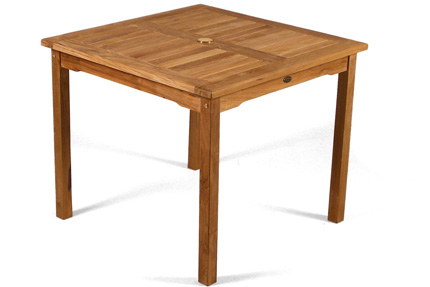 Little Sandringham Garden Teak Table